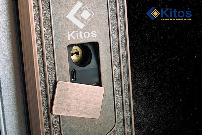 Khóa cửa vân tay Kitos KT-VO5