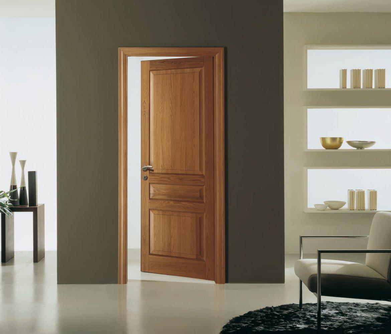 20+ mẫu cửa gỗ phòng ngủ đẹp