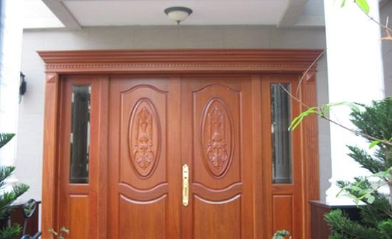20+ mẫu cửa gỗ 4 cánh đẹp nhất, hiện đại chất lượng