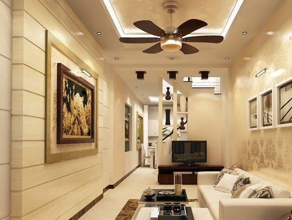 mẫu trần thạch cao phòng khách đẹp