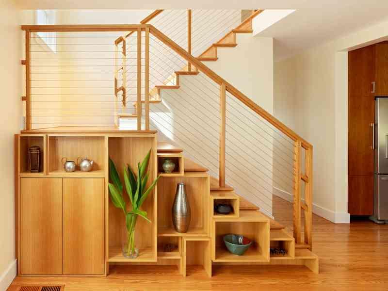 15+ mẫu trụ cầu thang gỗ đẹp hiện đại chi phí tối ưu nhất