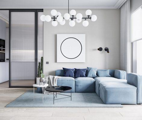 Nội thất đẹp cho nhà chung cư cập nhập mới nhất