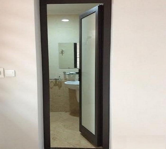15+ mẫu cửa nhôm kính phòng ngủ đẹp hiện đại chi phí tối ưu