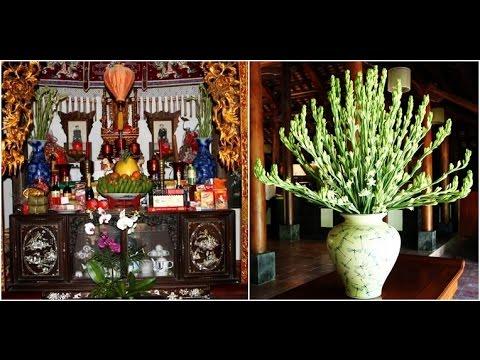 các loại hoa dùng để thờ cúng
