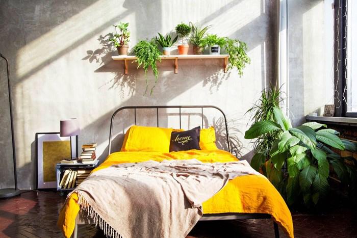 mẫu trang trí phòng ngủ nhỏ