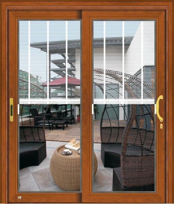 Báo giá cửa nhôm việt pháp vân gỗ đẹp giá tốt nhất 2020?