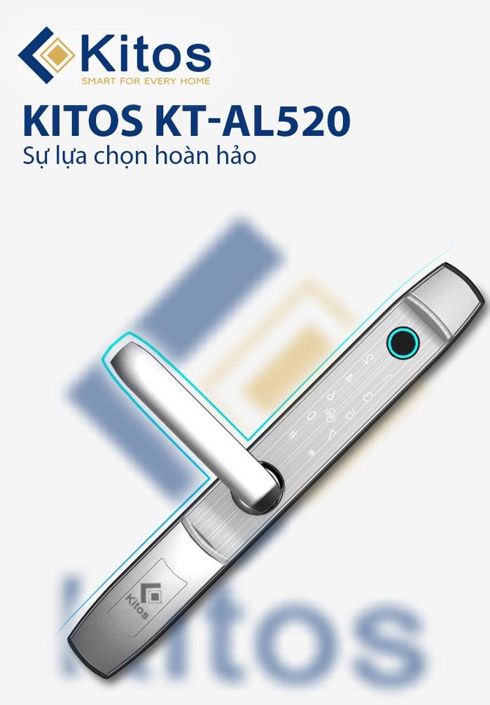 Khóa vân tay cửa nhôm Xingfa Kitos KT-AL520