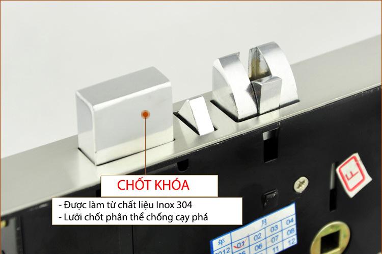 Khóa thẻ từ khách sạn Kitos KC-528