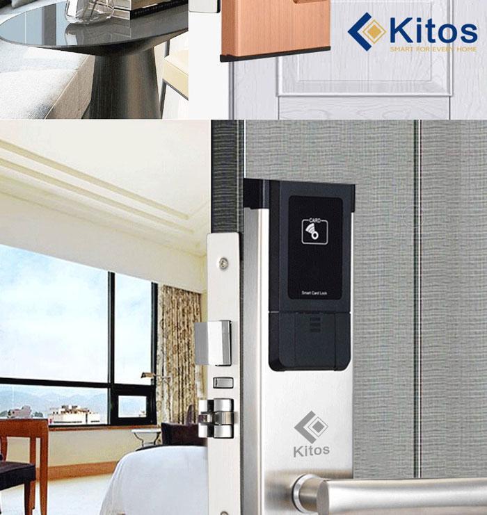 Khóa thẻ từ khách sạn Kitos KC-588