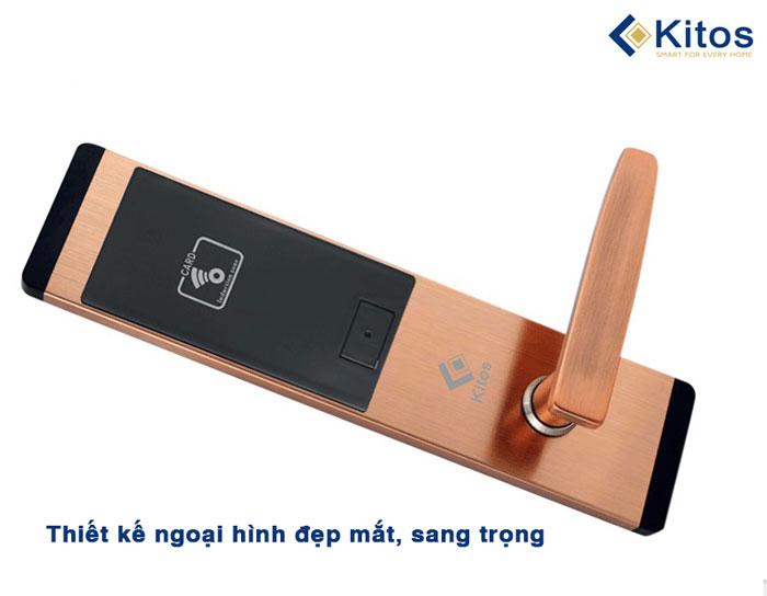 Khóa thẻ từ khách sạn Kitos KC-633