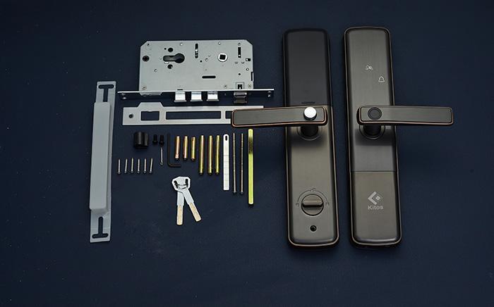 Kitos-G900 Khóa vân tay gia đình