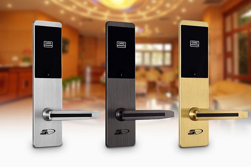Khóa cửa sử dụng thẻ từ cho khách sạn có an toàn không?