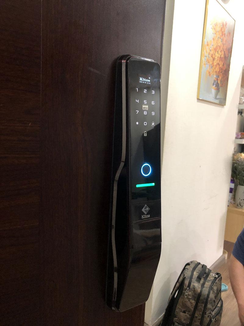 Dịch vụ lắp khóa cửa điện tử tại Đồng Nai giá rẻ chất lượng