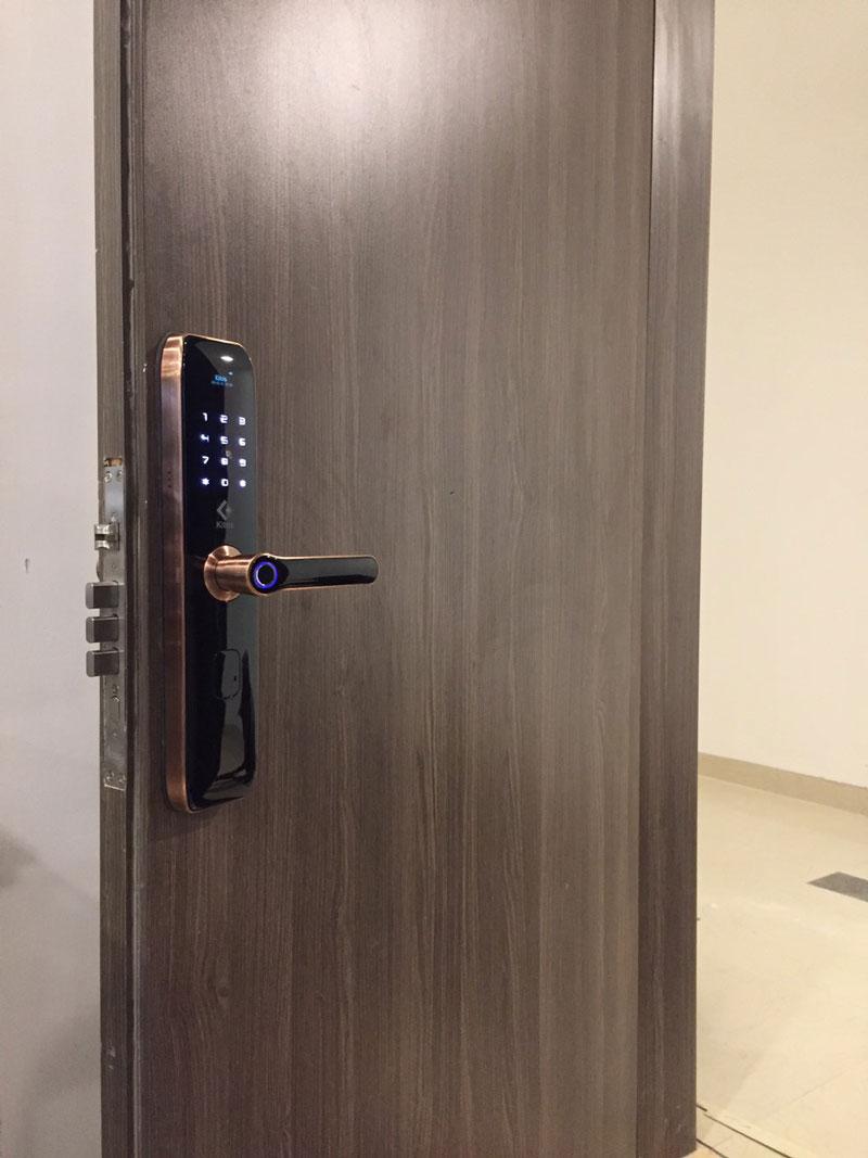 khóa cửa vân tay tại Vũng Tàu