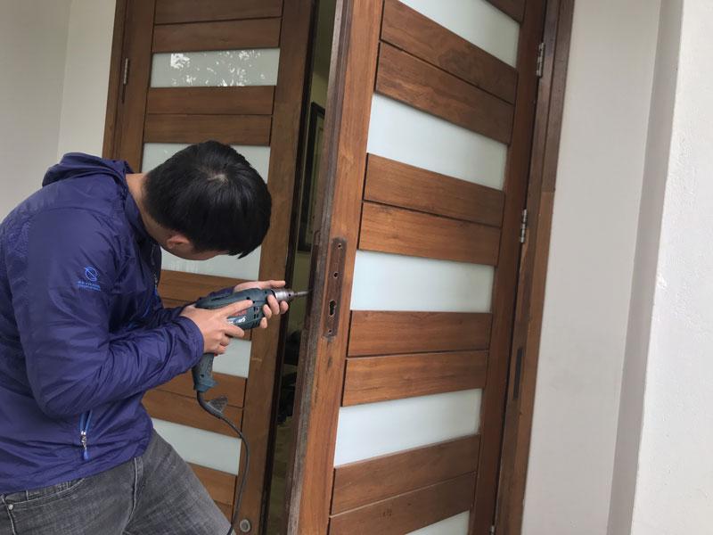 """""""Dịch vụ lắp đặt khóa cửa vân tay tại Bắc Ninh giá tốt nhất"""" đã bị khóa Dịch vụ lắp đặt khóa cửa vân tay tại Bắc Ninh"""