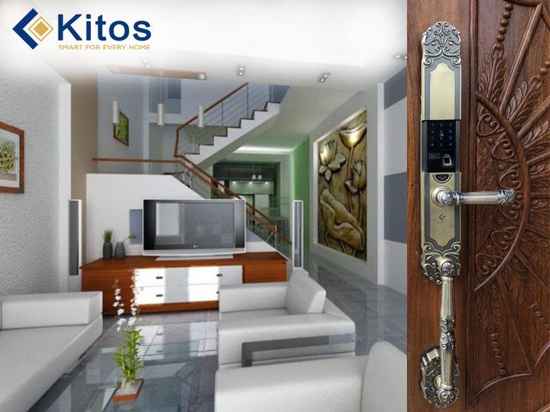 """7 điểm nên """"xuống tiền"""" rinh khóa tân cổ điển Kitos C500 bạn có biết ?"""