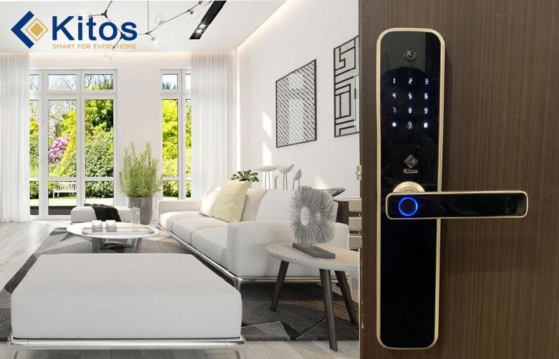 Mở khóa cửa thông minh bằng Bluetooth và Wifi